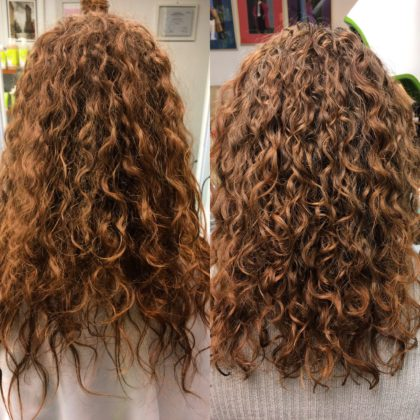 Cutting Your Curls